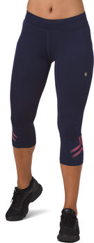 Asics Tights ICON KNEE Damen blau