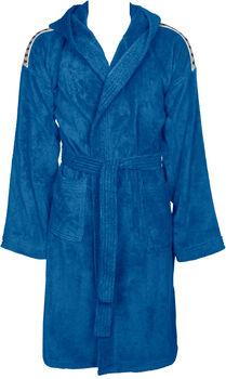 Arena CORE Soft Robe Bademantel blau