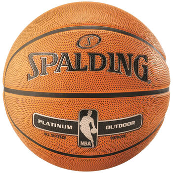 Spalding Platinum Outdoor Basketball orange