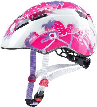 Uvex Kid II Radhelm pink