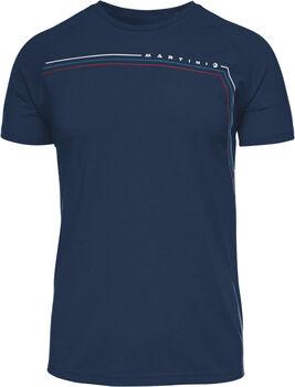 MARTINI Outrun T-Shirt Herren blau