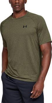 Under Armour Tech 2.0 SS T-Shirt Herren grün