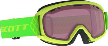SCOTT Witty Enhacer Skibrille grün