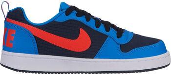 Nike Court Borough Low Freizeitschuhe Jungen blau