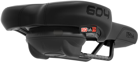 604 Active Fahrradsattel 17 cm