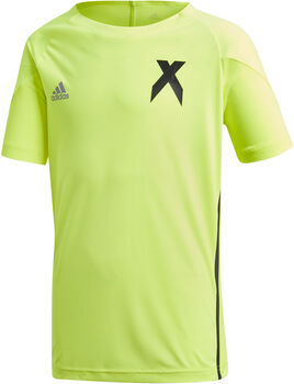 adidas YB X JERSEY Jungen gelb