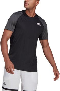 adidas Club Tennis T-Shirt Herren schwarz