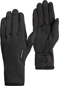 MAMMUT Fleece Pro Handschuhe schwarz