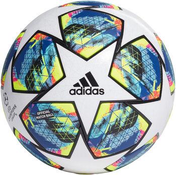 adidas Finale OMB Fußball weiß