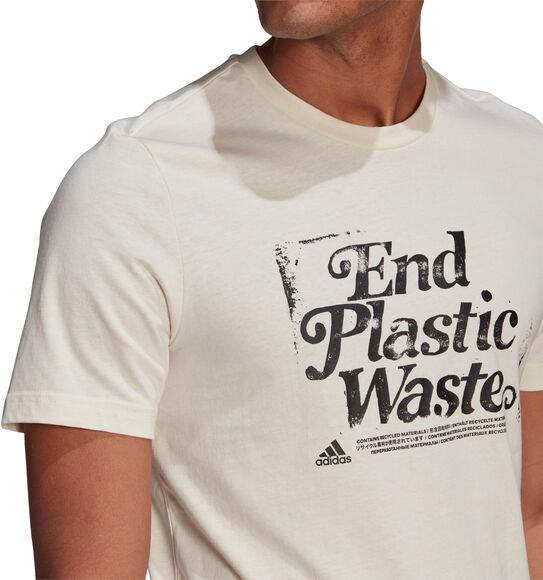 Sustainable Slogan T-Shirt