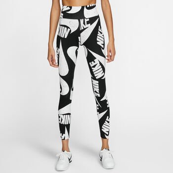 Nike Sportswear Icon Clash Leggings Damen schwarz