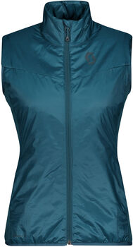 SCOTT Insuloft Light PL Gilet Damen blau