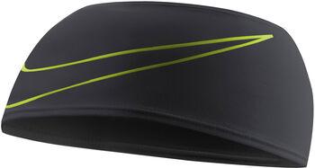 Nike DRI-FIT SWOOSH Stirnband Herren schwarz