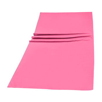 ITS Microfaser Badetuch pink