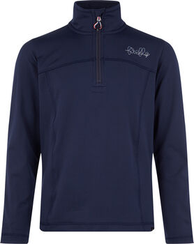 FIREFLY Quaterpipe Langarmshirt blau