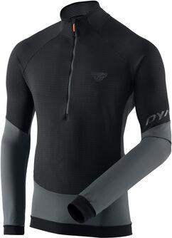Tlt Light  Thermal Fleecesweater mit Halfzip