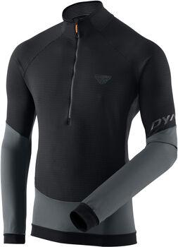 DYNAFIT Tlt Light  Thermal Fleecesweater mit Halfzip Herren schwarz