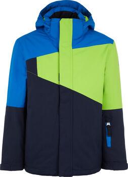 McKINLEY Evan Skijacke Jungen blau