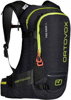 ORTOVOX Free Rider 24 Hochalpinrucksack schwarz