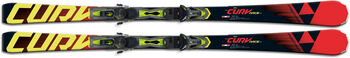 Fischer RC4 The Curv Race TI Allride Ski weiß
