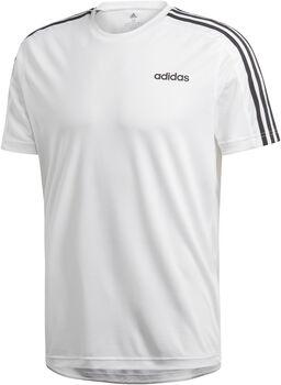 ADIDAS D2M 3S T-Shirt Herren weiß