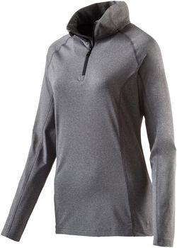 McKINLEY Rio II Langarmshirt Damen schwarz
