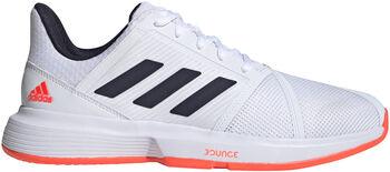 adidas  CourtJam Bounce MHr. Tennisschuh Herren weiß