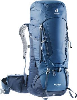 Deuter Aircontact 45 + 10 Wanderrucksack blau