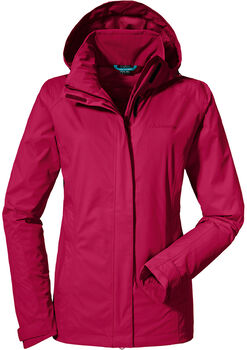 SCHÖFFEL Jacket Easy L3 Hardshelljacke Damen pink