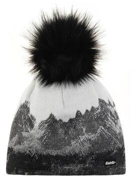 Eisbär Draw Lux Crystal Mütze Damen weiß