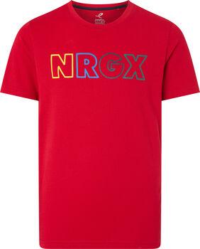 ENERGETICS Gascon IV T-Shirt Jungen rot