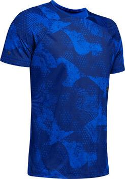 Under Armour RUSH T-Shirt Herren blau