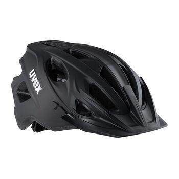 Uvex Axento Fahrradhelm schwarz