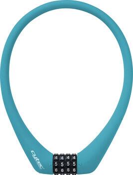 Cytec Kabelschloss Silikon blau
