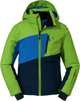 SCHÖFFEL Wannenkopf Skijacke grün