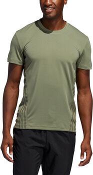 adidas AEROREADY 3-Streifen T-Shirt Herren grün