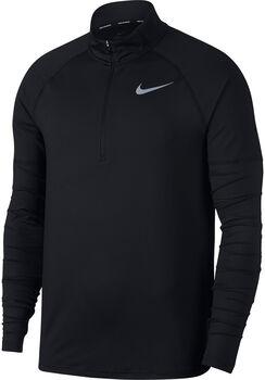 Nike Element Half Zip 2.0 Langarmshirt Herren schwarz