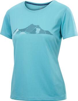 McKINLEY Rakka T-Shirt Damen grün