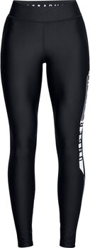 Under Armour HEATGEAR GRAPHIC TightS Damen schwarz