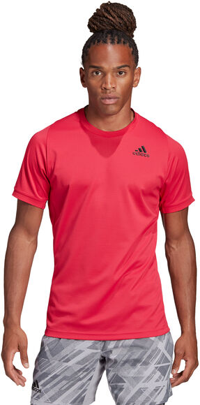 FREELIFT SOLID TENNIS HEAT.RDY T-SHIRT