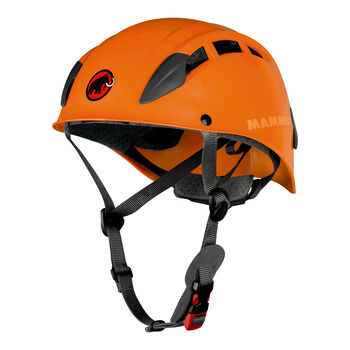 MAMMUT Skywalker 2 Kletterhelm Herren orange