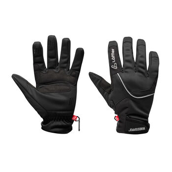 LÖFFLER Tour Warm Handschuhe Herren schwarz