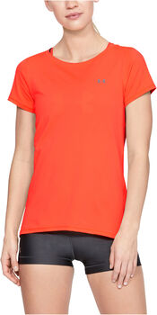 Under Armour HEATGEAR ARMOUR T-Shirt Damen orange
