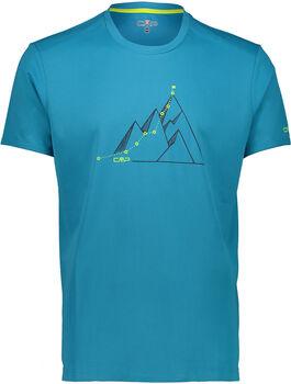 CMP Monza T-Shirt Herren blau
