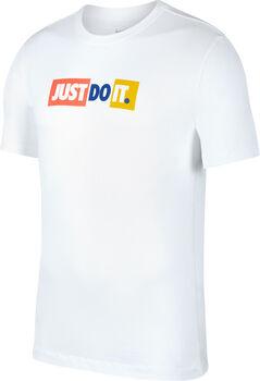 Nike Sportswear JDI T-Shirt Herren weiß