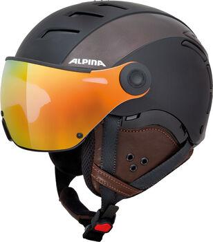 ALPINA Jump 2.0 QVM TT Luxury Skihelm schwarz