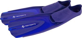 TECNOPRO F5 I Fins Schwimmflossen blau