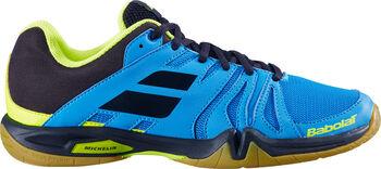 Babolat Shadow Team Badmintonschuhe Herren blau
