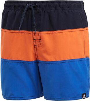 ADIDAS Colorblock Badeshorts blau