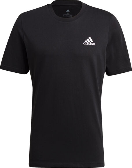 Essentials Embroidered Small Logo T-Shirt